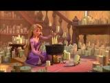 Момент из мультфильма